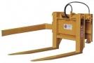 Otočná jednotka s přidržovačem a navařenými nosnými vidlicemi - typ 180/15