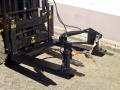 Hydraulický přepravník sudů